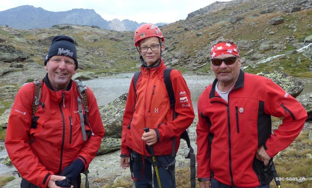 Klettersteig Jegihorn : 09.08.15 klettersteig jegihorn u2013 sac saas