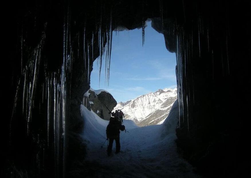 Klettergurt Für Gletscher : Gletscher sicher begehen lernen Ötk alpinschule