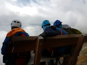Klettersteig Eggishorn : Klettersteig eggishorn u sac saas